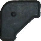 Battery Clamp Cushion 1953-58 Buick