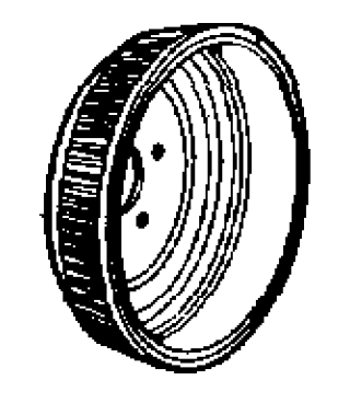 "Brake Drum 1942-1960 Buick 2 1/4"" Shoe"