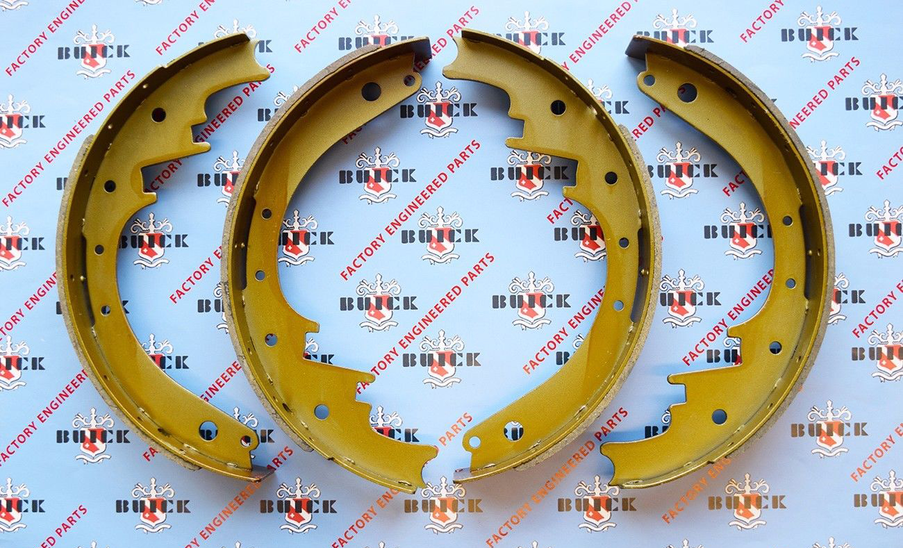 "Brake Shoe Set 1936-1955 Buick 1 3/4"" W"