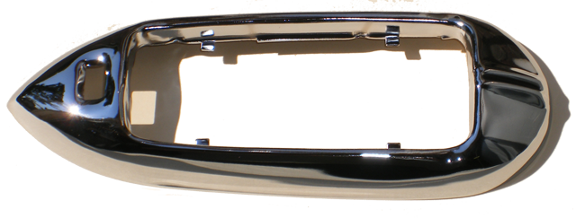 Dome Lamp Lens Rim 1950-56 Buick Closed