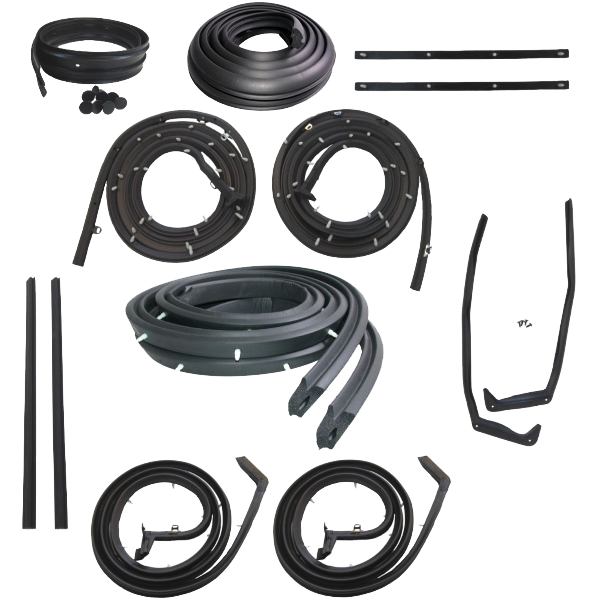 Weatherstrip Kit 1957 Buick 50/70 4 HDTP
