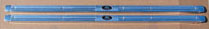Door Sill Plates 1959-60 Olds 88, 98