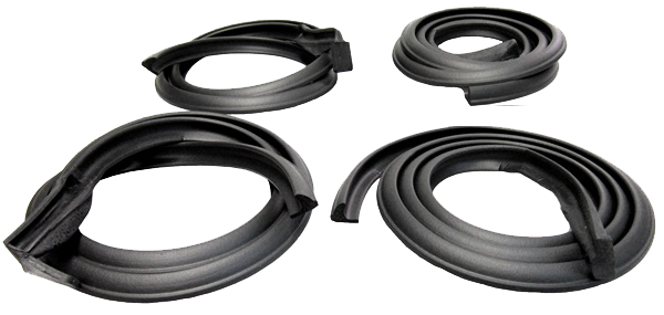 Door Weatherstrip Set 1954-55 Oldsmobile