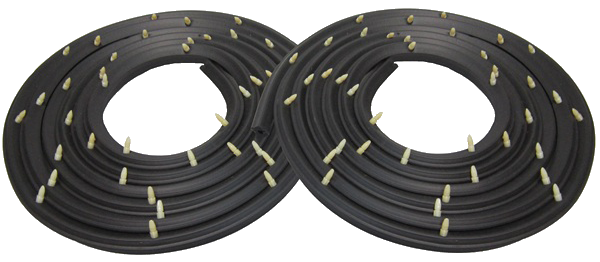 Door Weatherstrip Set 1954-56 Olds Front