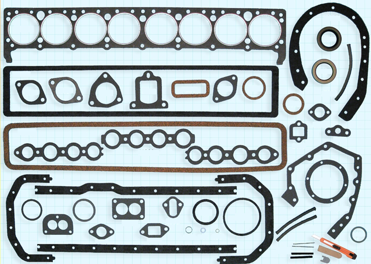 Engine Gasket Set 1936-52 60 - 90 Series