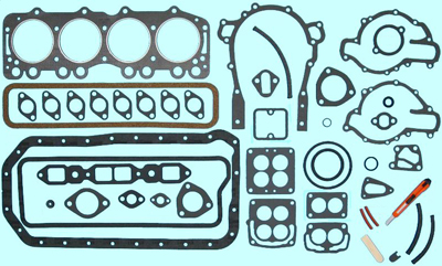 Engine Gasket Set 1953-56 V8 Steel