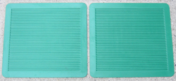 Floor Mat Set 1950-1956 Buick Green