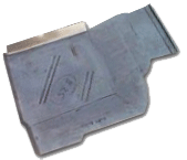 Floor Pan 1957-58 Oldsmobile Rear Right