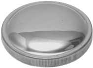 Gas Cap 1930-56 Buick Chrome