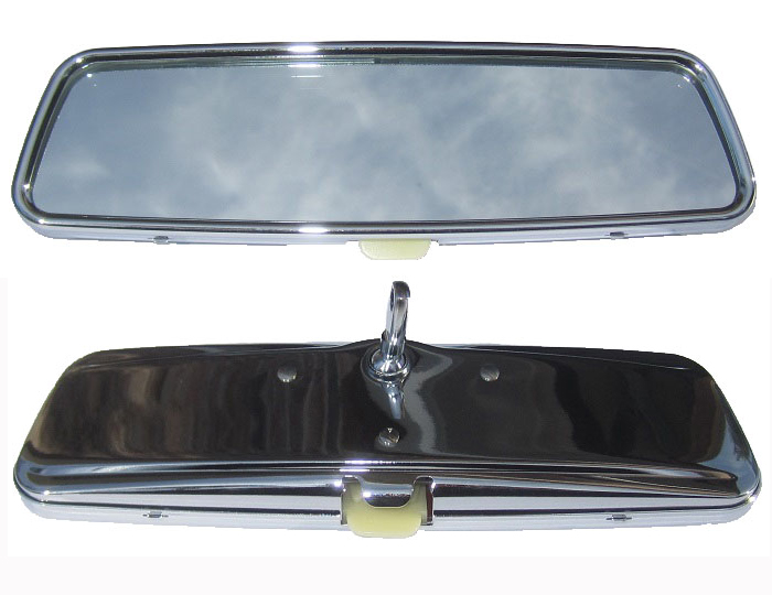 Rearview Mirror 1954-56 Buick Inside D/N