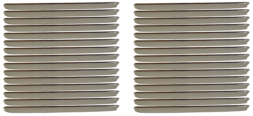 Fender Louver 1958 Buick Limited (30)