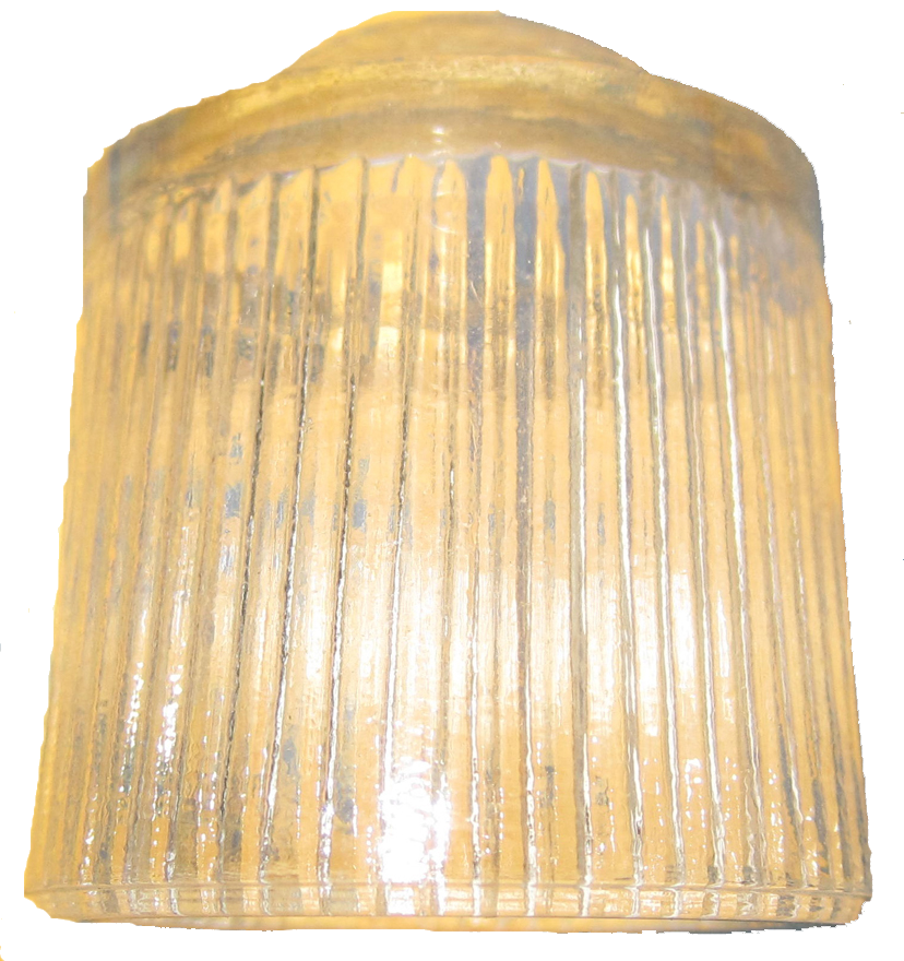License Lamp Lens 1938-49 Buick