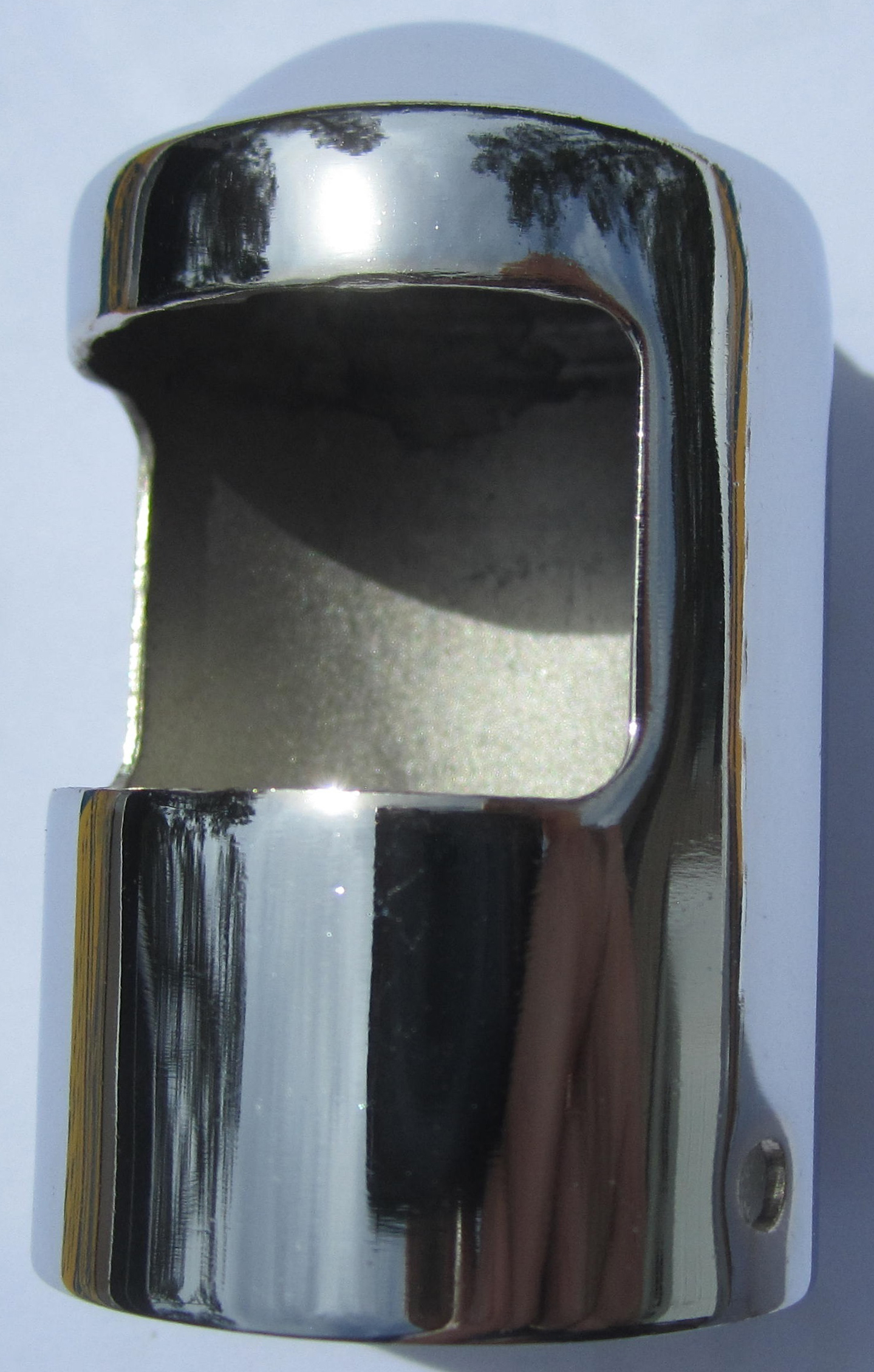 License Lamp Cover 1938-49 Buick