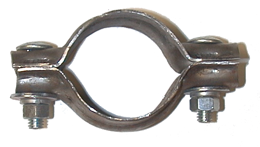 Muffler & Pipe Clamp 1937-54 Buick