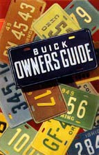 Owners Manual 1949 Buick