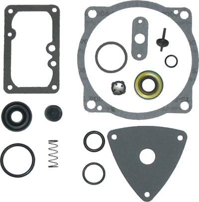 Power Brake Kit 1957-58 Buick Bendix