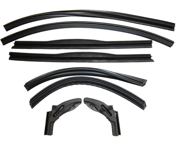 Roof Rail Weatherstrip 1950-52 Olds