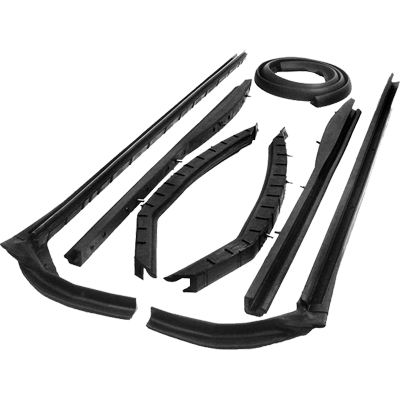 Roof Rail Weatherstrip 1957-58 Olds