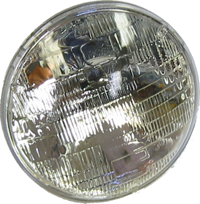 Headlamp 1940-53 Buick 6 Volt