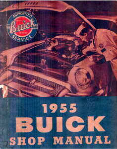 Shop Manual 1955 Buick