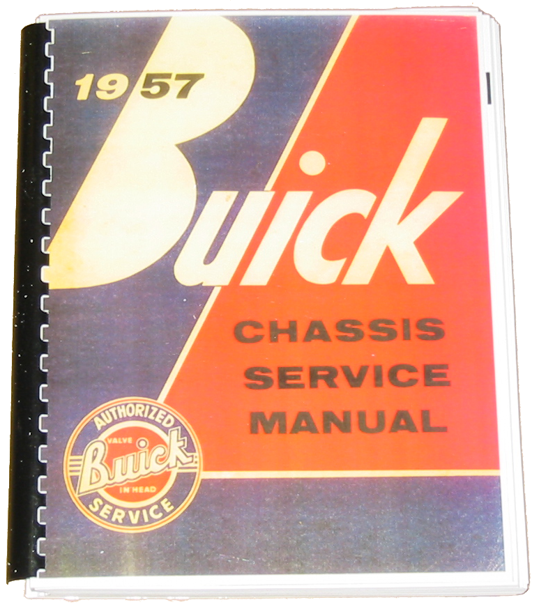 Shop Manual 1957 Buick