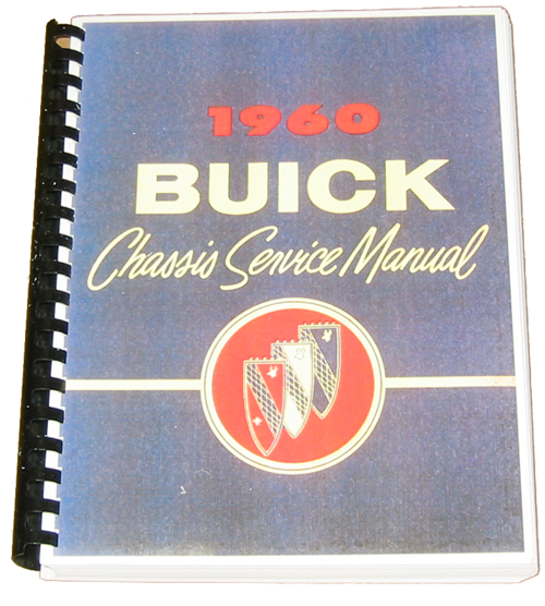 Shop Manual 1960 Buick