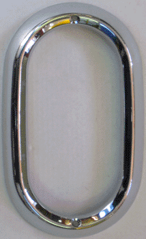 Tail Lamp Bezel 1950-52 Buick