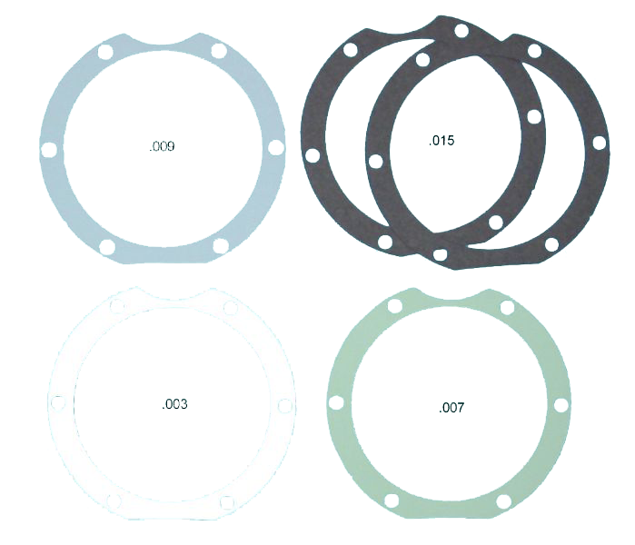 Torque Ball Gasket Set 1934-55 Buick