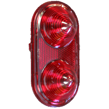 Tail Lamp Lens 1950-52 Buick