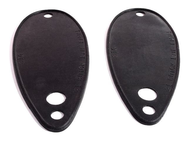 Tail Lamp Mounting Pad 1937 Buick 40/60