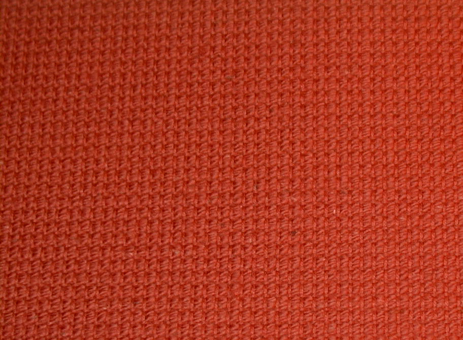 Trunk Material 1950-58 Orange Backing