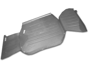 Floor Pan 1959-60 Buick Trunk Pan