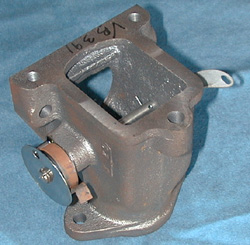 Exhaust Manifold Valve Body 1937-51