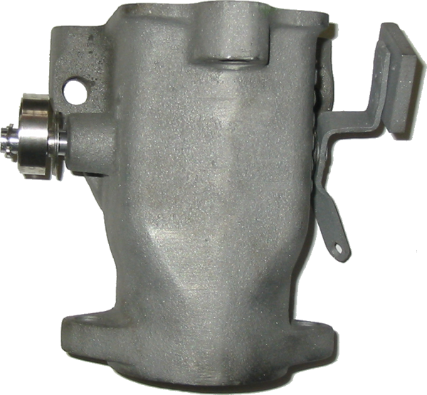 Exhaust Manifold Valve Body 1939-53 W