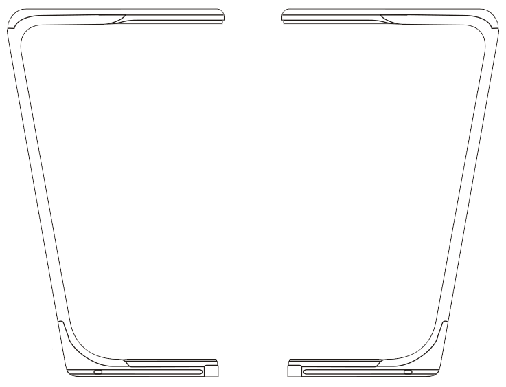Vent Window Seal 1954-56 Buick