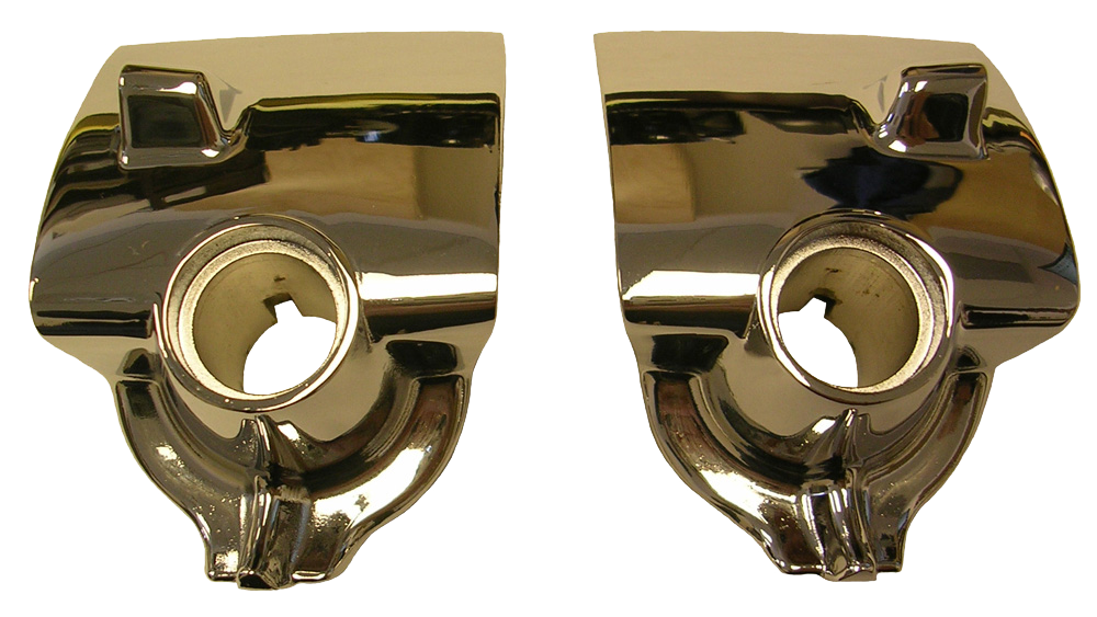 Windshield Wiper Escutcheon 1954 Buick