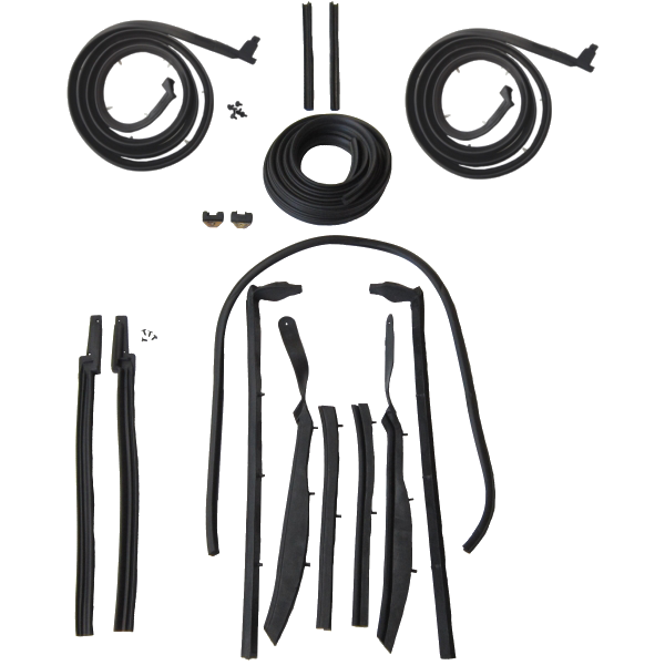 Weatherstrip Kit 1963-64 Electra Conv Dl