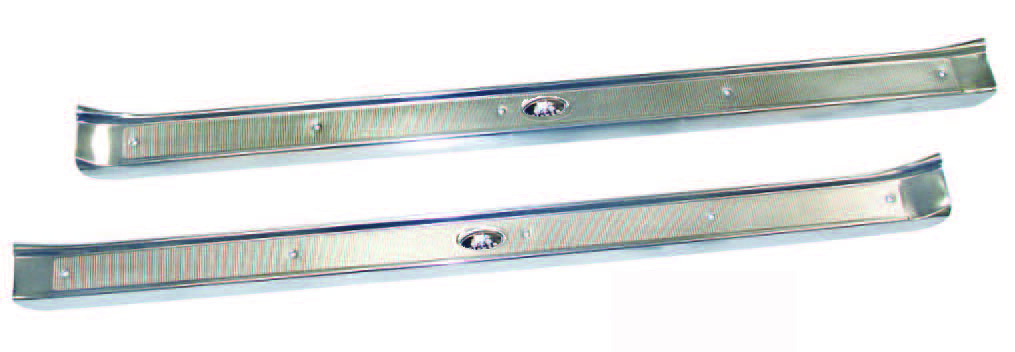 Door Sill Plates 1965-70 Buick 2-Door