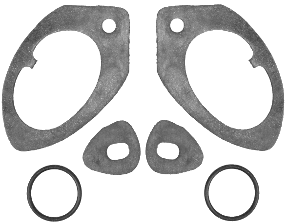 Door Handle Gasket Set 1961-62 Buick