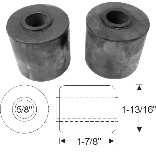 Track Bar Bushing 1960 Buick