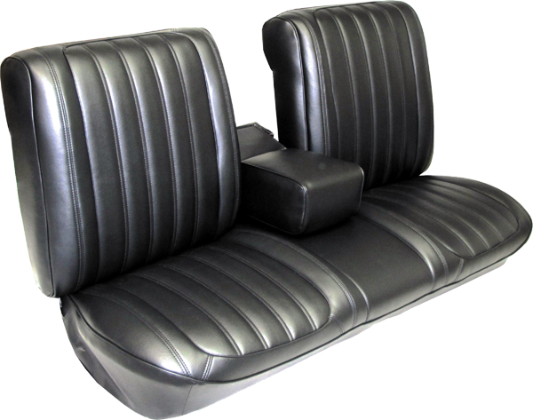 Seat Upholstery 1965 W Front / Rear Set