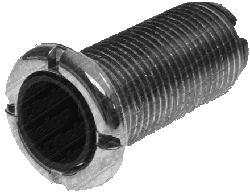 Antenna Nut, Power - Chrome 1982-87