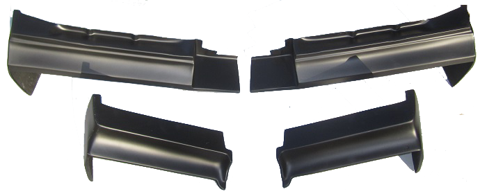 Bumper Filler Set 1981-87 Buick Regal FL
