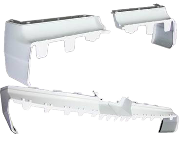 Bumper Filler Set 1984-87 Buick Regal OE