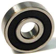 A/C Delete Pulley Bearing 1986-87 3.8-7