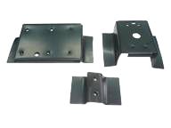 Console Bracket Set 1981-88 Buick Regal