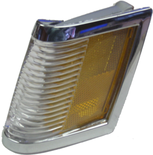 Side Marker Light 1984-87 LH Chrome