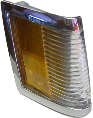 Side Marker Light 1984-87 RH Chrome