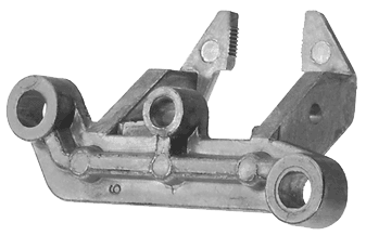 Crankshaft Sensor Bracket 1986-87 Buick