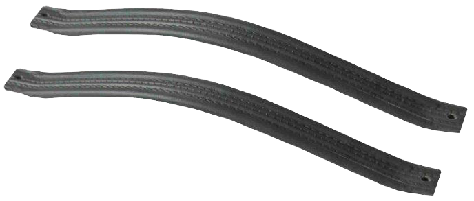 Door Pull Strap Set 1982-87 Gray